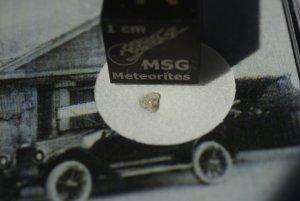 Strathmore meteorite (35)