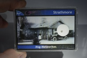 Strathmore meteorite (36)