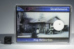 Strathmore meteorite (45)