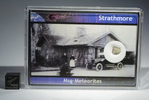Strathmore meteorite (5)