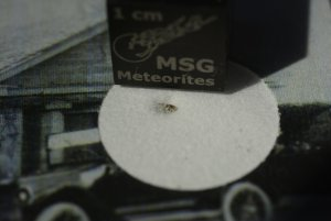 Strathmore meteorite (71)