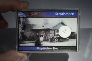 Strathmore meteorite (76)