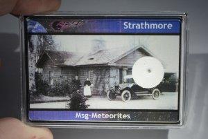 Strathmore meteorite (80)
