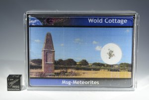 Wold cottage meteorite (1)