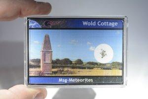 Wold cottage meteorite (4)
