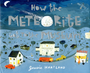 How the meteorite got to the museum (5)
