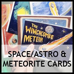 Space/Astro & Meteorite Cards