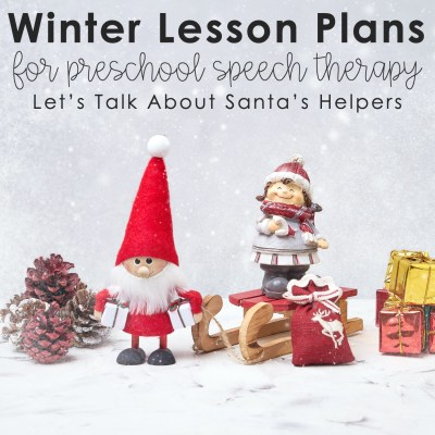 elf activities for preschool; reindeer activities for preschool