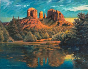Cathedral Rock- Paul Wenzel