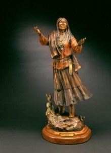 Lozen Apache Warrior - Kliewer