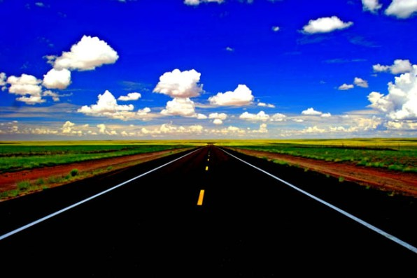 HIGHWAY TO NOWHERE