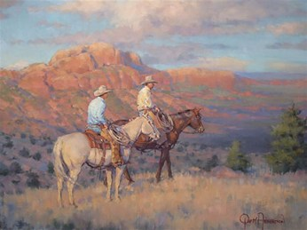 Distant Buttes Sold
