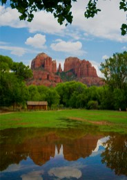Red Rock Reflections