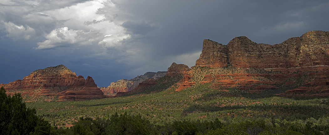 Red Rock Monsoon