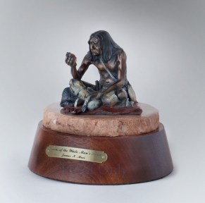 Visions of the White Man's Road $850.00