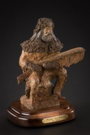 Waitin'out Winter - Bronze 11x5x5 inches - $1,595.00