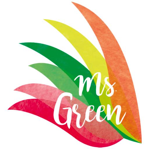 Ms.Green, más que una flor