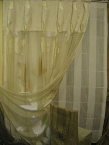 roman curtains