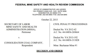 consolidation-coal-snip