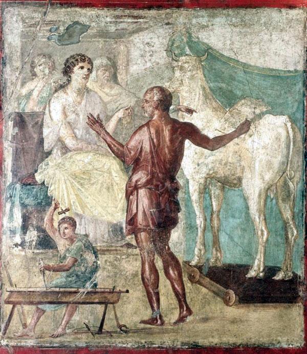 Daedalus-Pasiphae