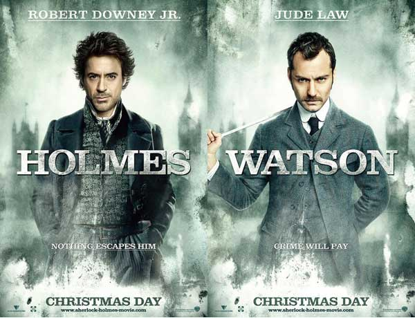 Sherlock-Holmes-posters