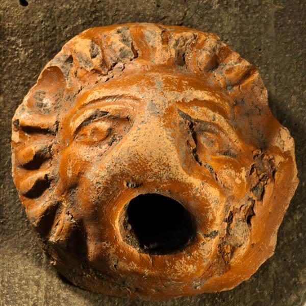 Binchester-lion