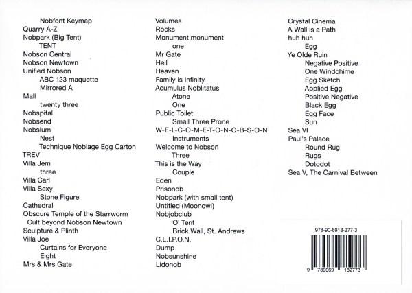Nobson-catalog-101