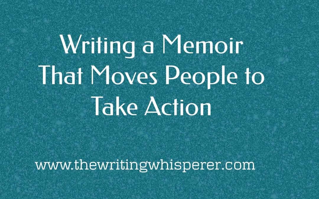 Memoir essay about a person