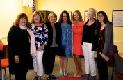 AAC Members: LAraine Barach, chair, Kathi Hechr, Donna Davis, Amy McGovern, Judy Kramer, Orna Greenberg and Maren Less