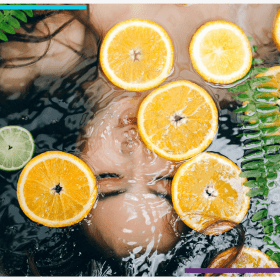 5 Easy Healthy Beauty Hacks That Will Totally Change Your Beauty Routine | These natural beauty tips are so simple - all you need is a few ingredients you can easily find in your kitchen. Support your health and foster healthy hair and soft glowing skin. Super bonus, they all double as wonderful forms of self care! Click through for the goodness: