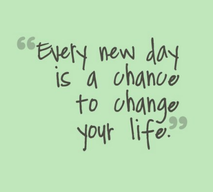 """How to Create a Sustainable Healthy Lifestyle - """"Every new day is a chance to change your life"""""""