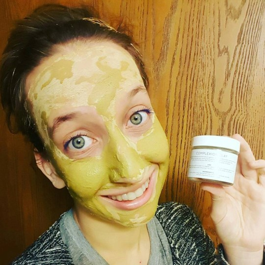 ChronicAlly Box - The Monthly Must Have Subscription Box - being-refina-terra-complexion-clay