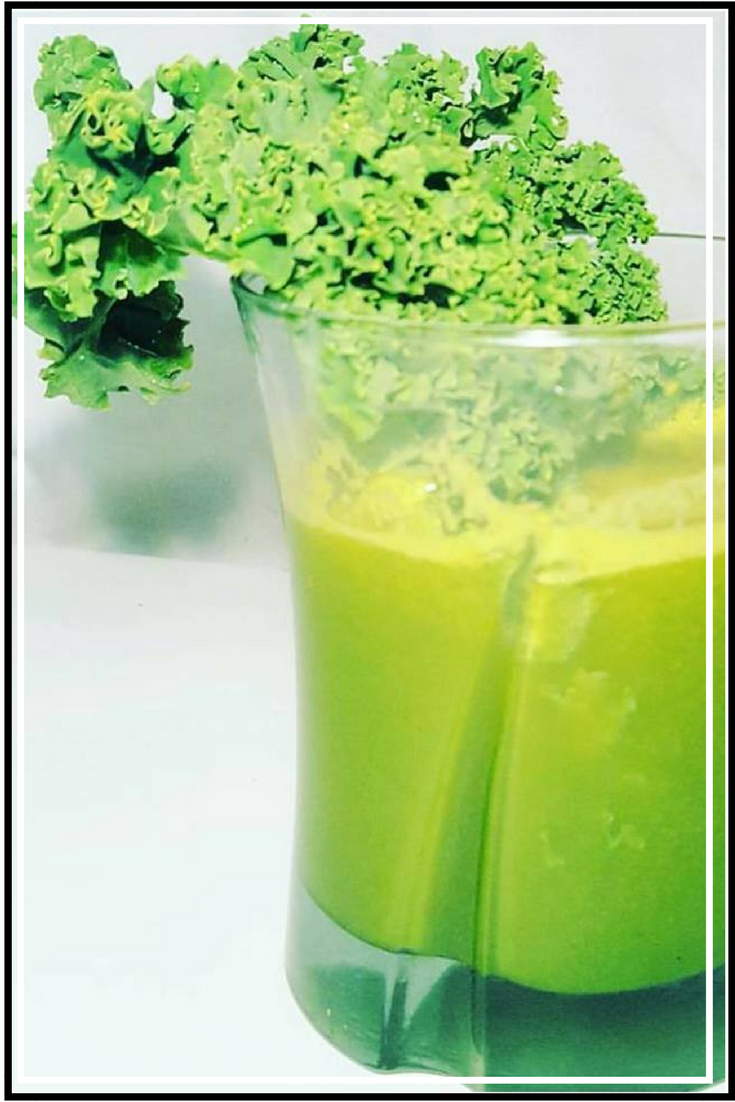 Drink Your Greens: A Yummy Green Juice Recipe