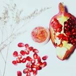 Deliciously Simple Pomegranate Honey DIY Lip Balm