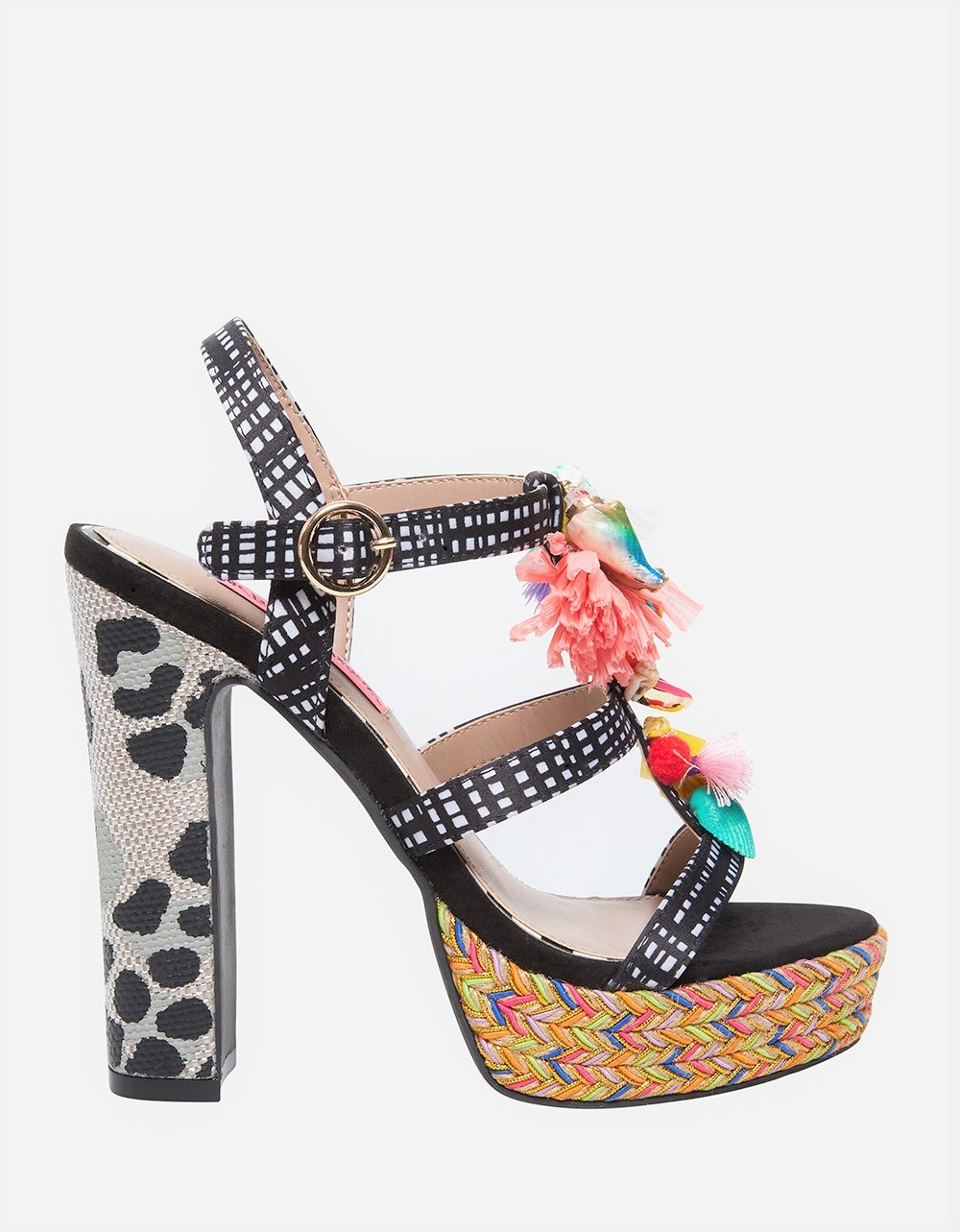 Betsey Johnson Marccyy heel