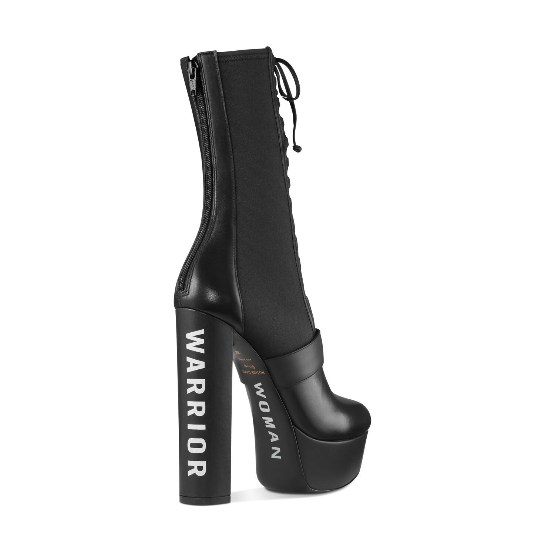 Ruthie Davis x Disney Warrior Woman boot