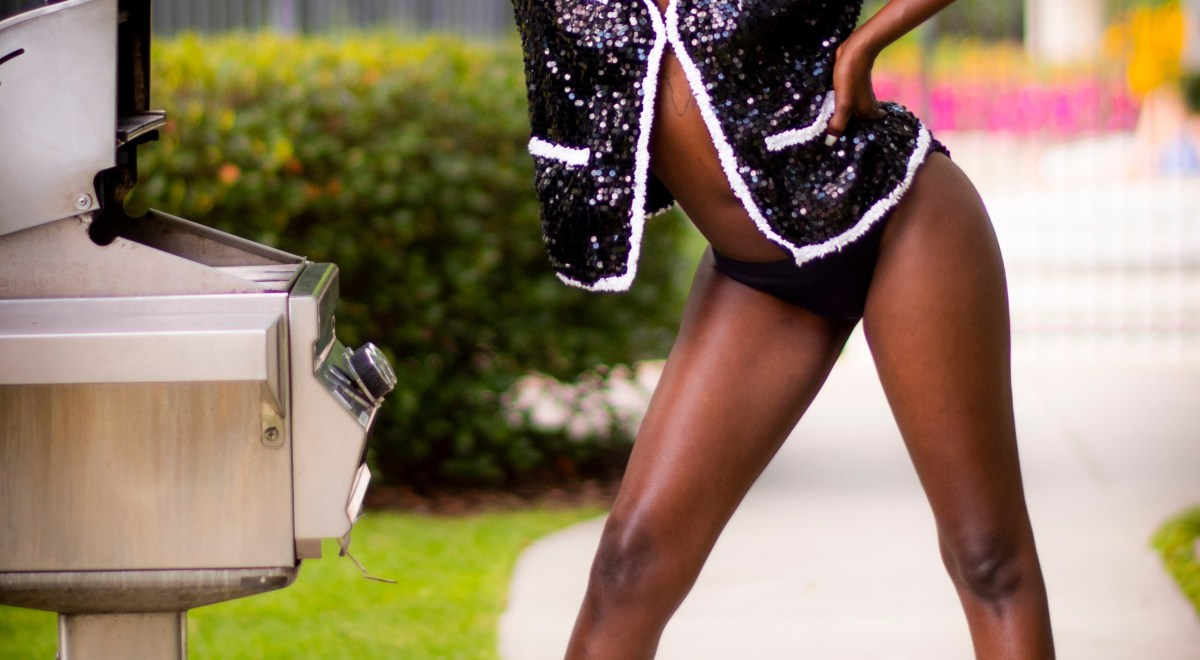Betsey Johnson Marcy heel black