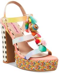 Marcy Heel by Betsey Johnson