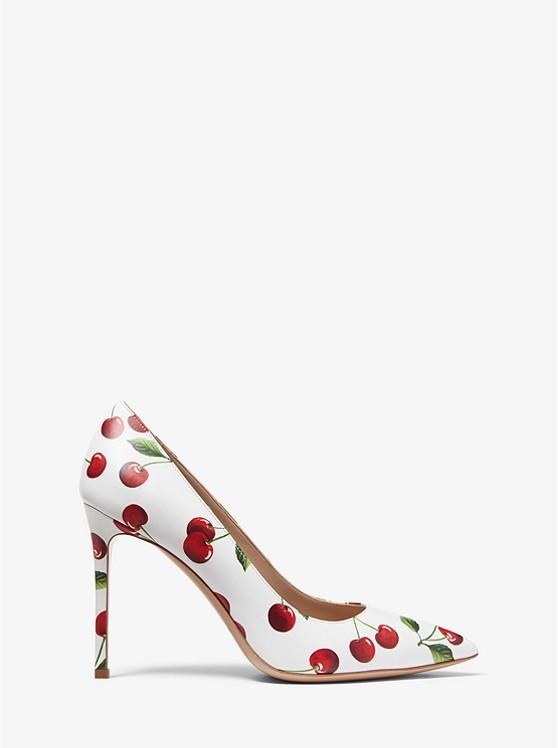 Gretel Cherry pump by Michael Kors