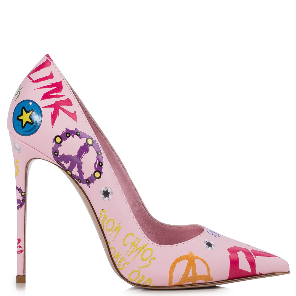 Le Silla punk pump in phard