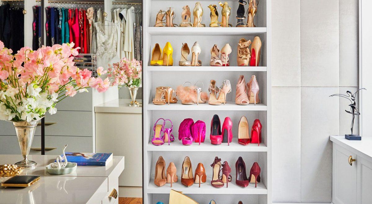 Misty Copeland's dressing room