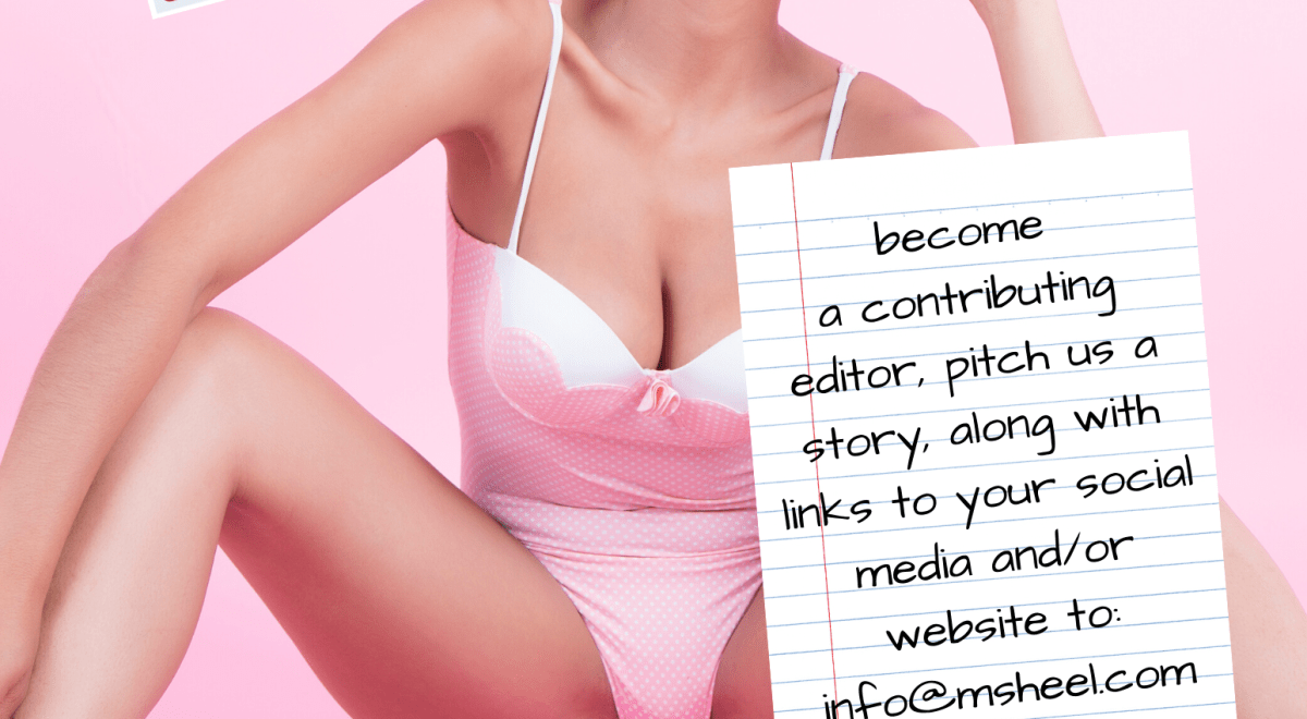 Ms. Heel Magazine is looking for contributing editors.
