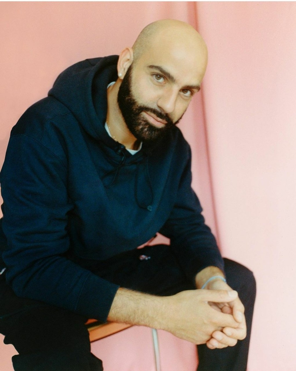 Vegan shoe designer Alfredo Piferi