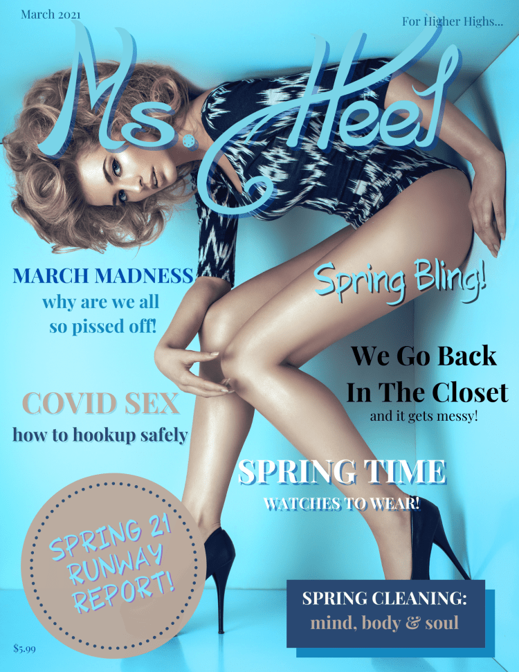 The spring issue