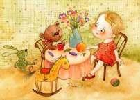 игрушечные гости