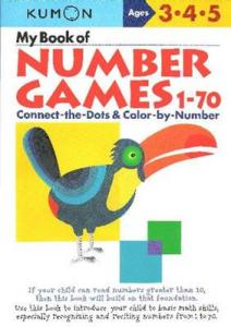 KUMON_3-4-5_years_My_book_of_number_games_1-70