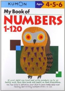 KUMON_4-5-6_years_My_book_Of_numbers_1-120
