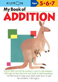 KUMON_5-6-7_years_My Book of Addition