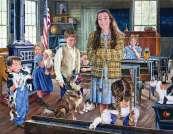 Pet-Day-School-Room