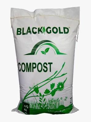 سماد الحديقة الذهب الأسود - Black Gold®